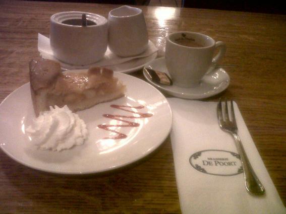 Appeltaart & Koffie